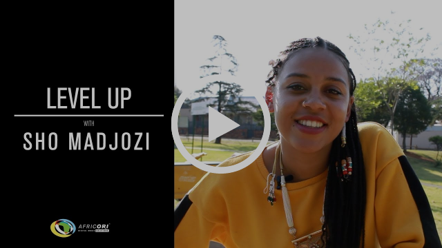 Level Up With Sho Madjozi