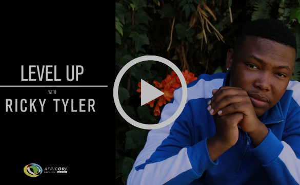 Level Up with Ricky Tyler