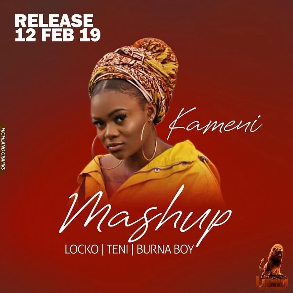 "Kameni – MashUp ""Locko x Teni x Burna Boy"