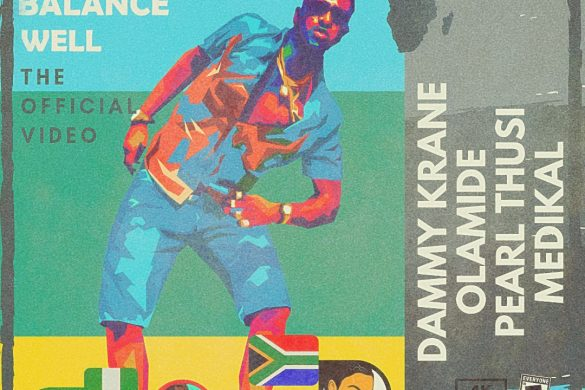 Dammy Krane – Balance Well