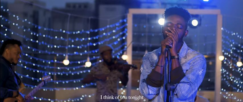 Johnny Drille – Forever (Live Performance)