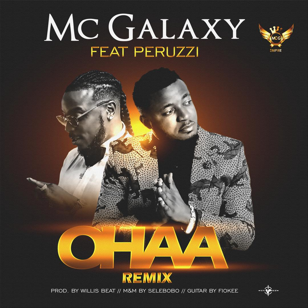 MC Galaxy-Ohaa Remix