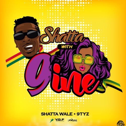 Shatta Wale ft. 9TYZ – Shatta With 9