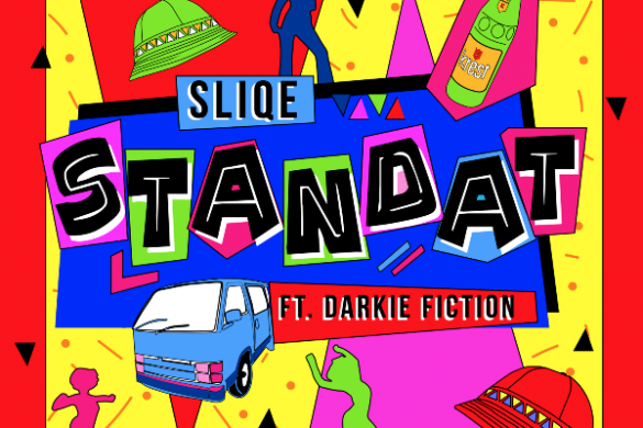 "Sliqe - ""Standat"" FT. Darkie Fiction"