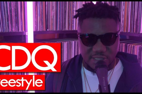 Watch CDQ Freestyle On Westwood Crib Session