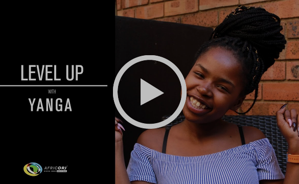 Level Up With Yanga (Idols SA)