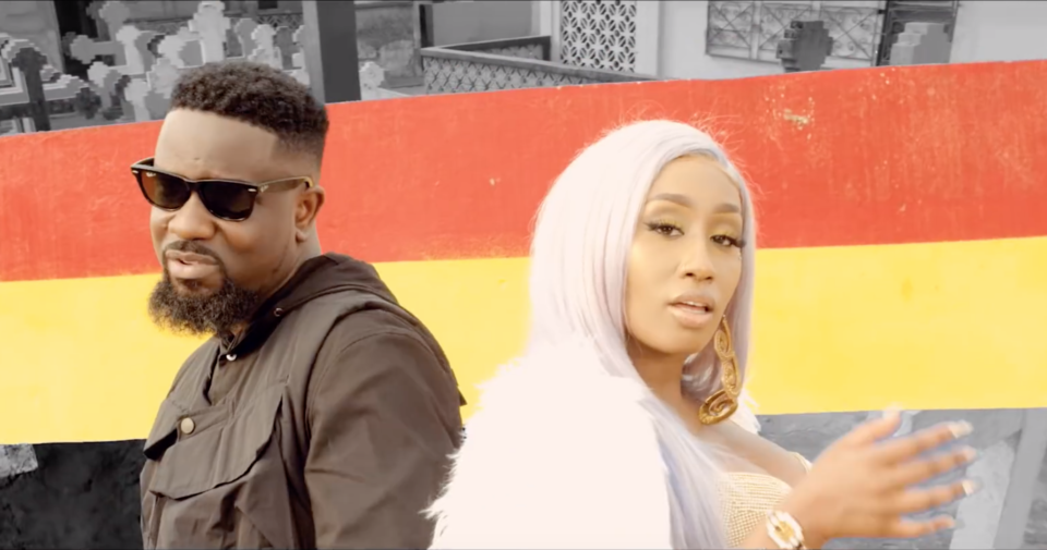 Victoria Kimani ft. Sarkodie – Wash It