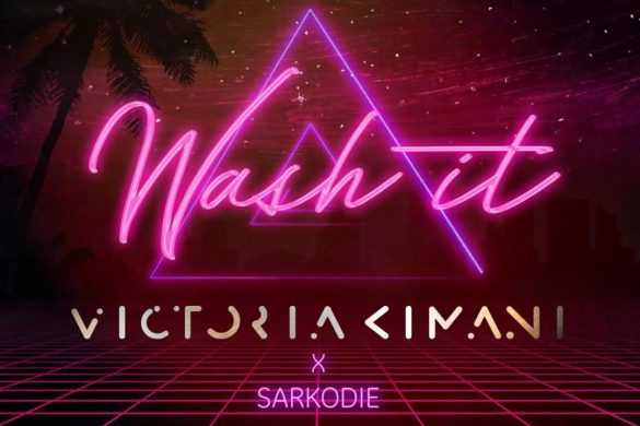 Victoria Kimani - Wash it (Visualizer) ft. Sarkodie