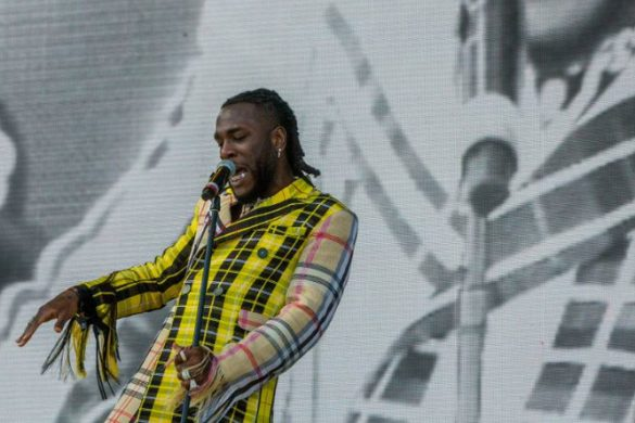 Burna Boy Thrilled The Crowd At Coachella 2019