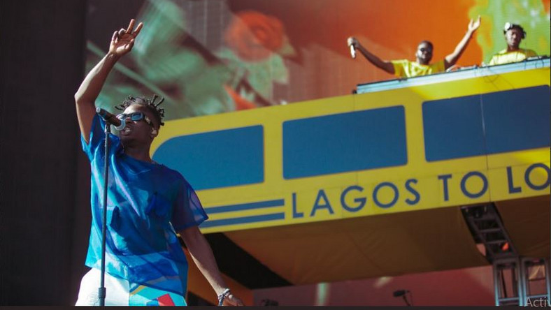 Mr Eazi's Performance At Coachella 2019, Watch!