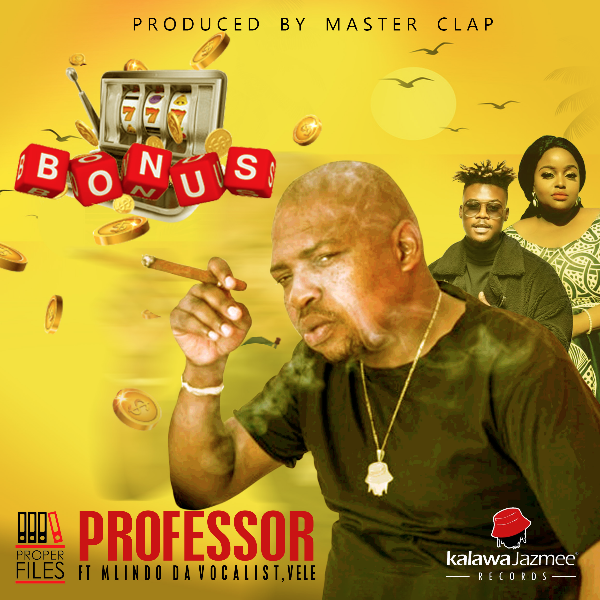 "Professor - ""Bonus"" (ft. Mlindo the Vocalist and Vele)"