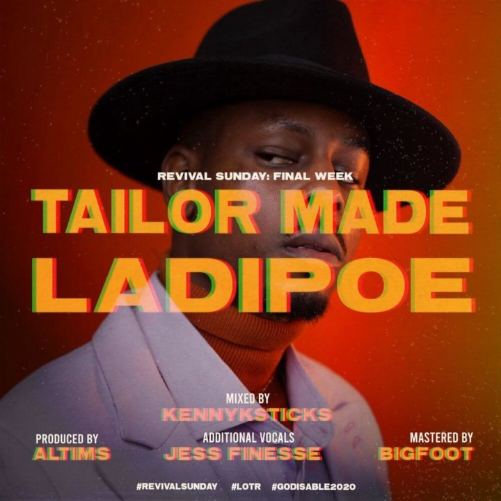 Ladipoe – Tailor Made