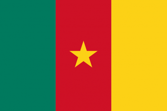 Kimbo - PRAY FOR MY COUNTRY CAMEROON