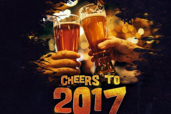 DJ Kaywise – Cheers To 2017 (Turn Up Mix)