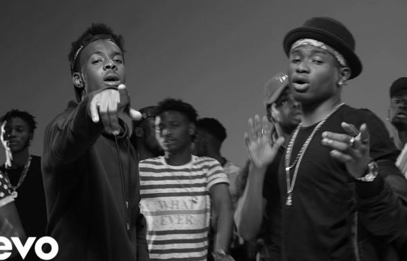 """Proven hit maker Young Jonn teams up with former label mate Lil Kesh to dish out the visuals to their collaborative single – """"Bend Down Select"""". The video was directed by Adasa Cookey. Enjoy!"""