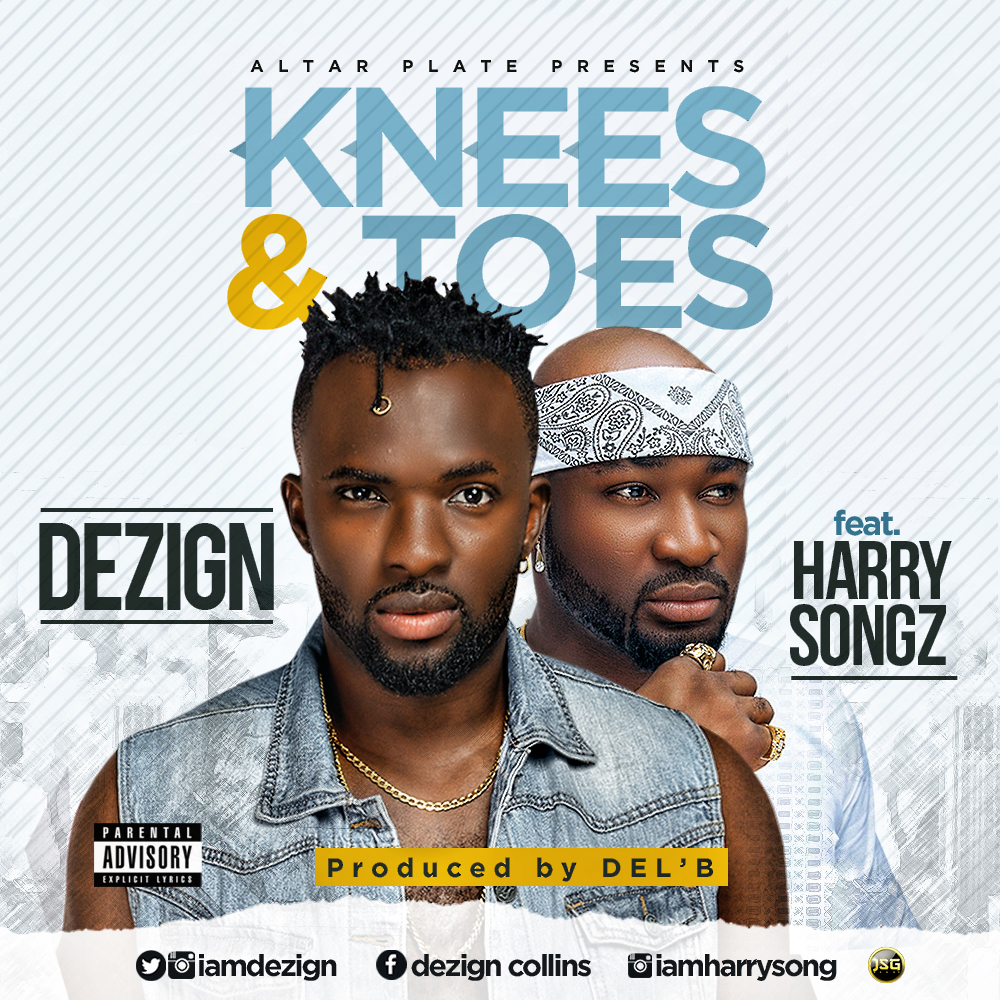DEZIGN x HARRYSONG - KNEES & TOES