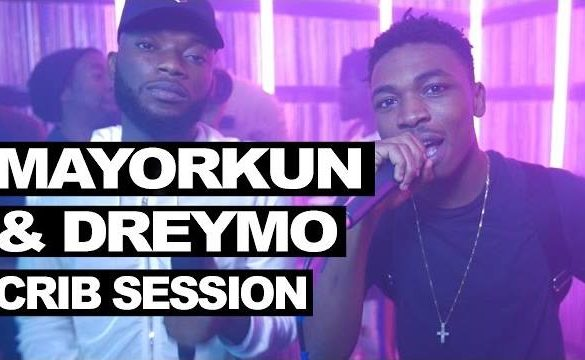 Mayorkun & Dremo Freestyle – Westwood Crib Session