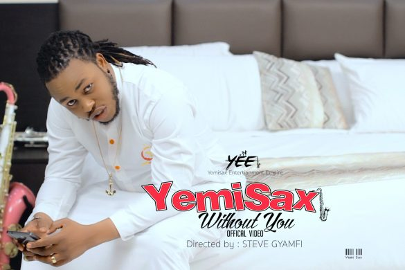 YEMI SAX - WITHOUT YOU