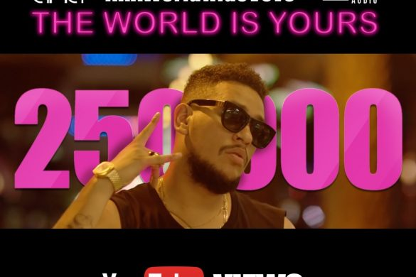 Aka - 'THE WORLD IS YOURS'