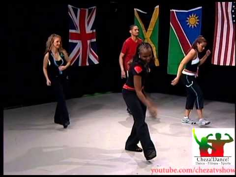 ChezaDance Troupe: Kwaito Line Dance (South Africa)