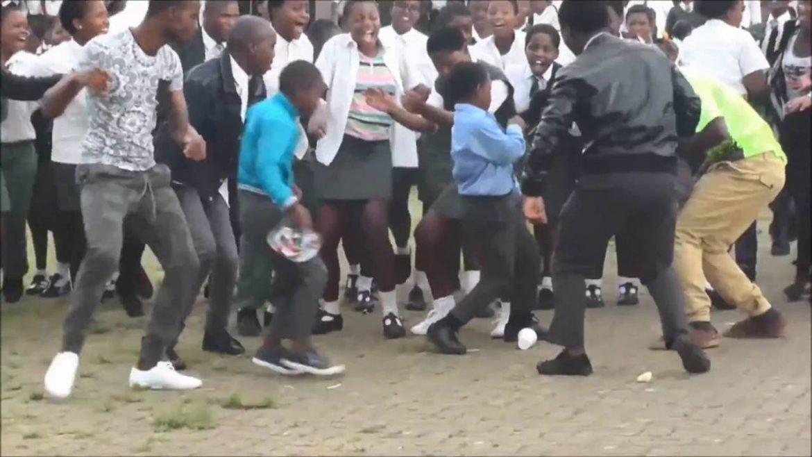 Crazy South African Dance Moves