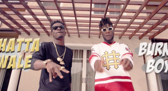 Shatta Wale ft. Burna Boy – Hosanna