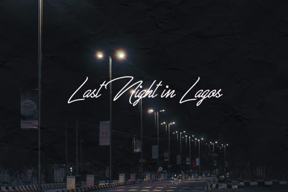 "Aristokrat Records Presents Ozone X Tey Chaplain ""LAST NIGHT IN LAGOS"""