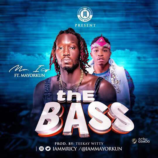 Mr. Icy ft. Mayorkun – The Bass