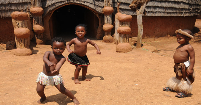 African Dance Moves
