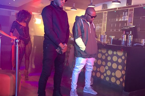 DJ SPINALL - Gimme Luv ft. Olamide