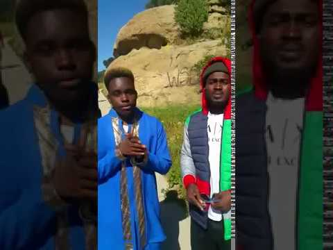 ZMNY #ALHAJI hangs out with Patrick Elis in Los Angeles