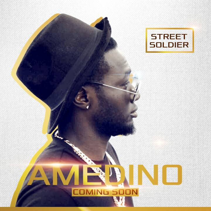 SINGLE PREMIERE: AMEDINO - STREET SOLDIER