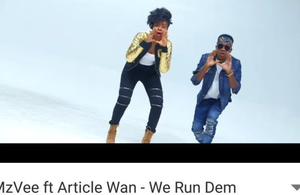 MzVee ft. Article Wan – We Run Dem