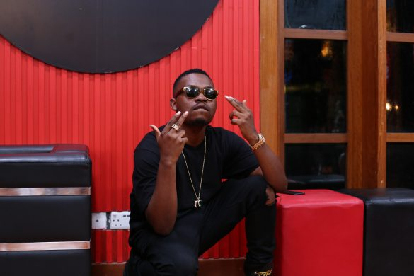 KING BADDO 'OLAMIDE' RETURNS TO COKE STUDIO AFRICA