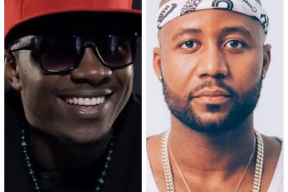 Stanley Enow hints Collabo with South African Rapper Cassper Nyovest.
