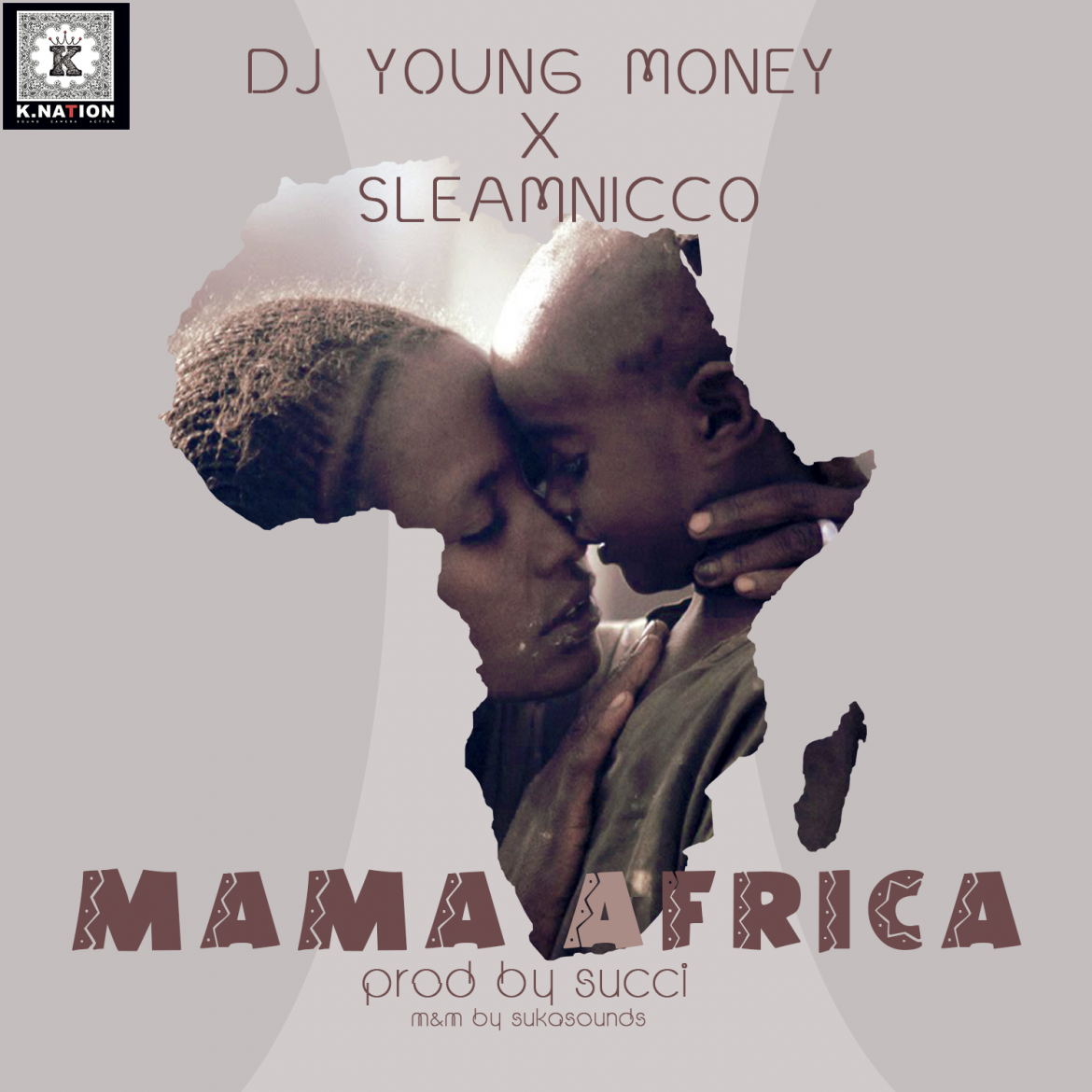 DJ Young Money ft. SleamNicco – Mama Africa
