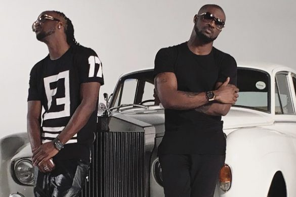 The Viral Psquare Fight at Lawyer's Office