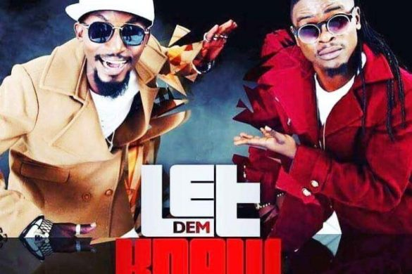 "Radio & Weasel – ""Let Dem Know"""