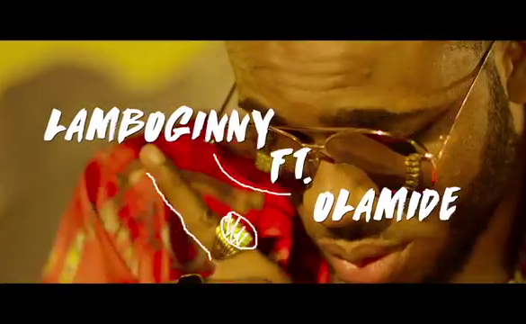 READ MY LIPS BY LAMBOGINNY X OLAMIDE