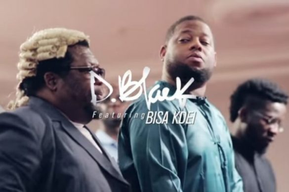 D-Black ft Bisa Kdei – Julie