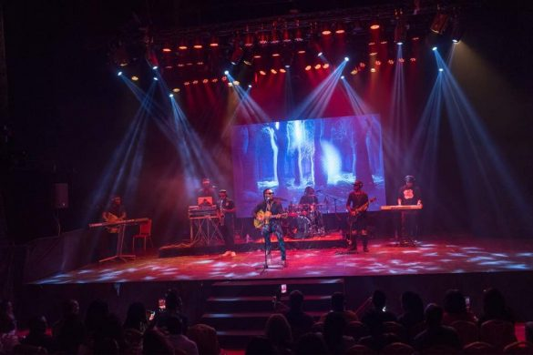 TRACE LIVE WITH FLAVOUR [HIGHLIGHTS]