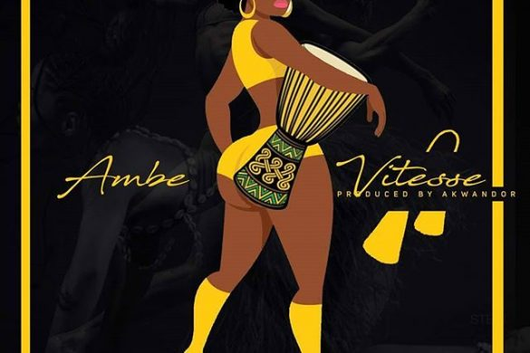 Ambe releases dance video for new single titled 'vitesse'