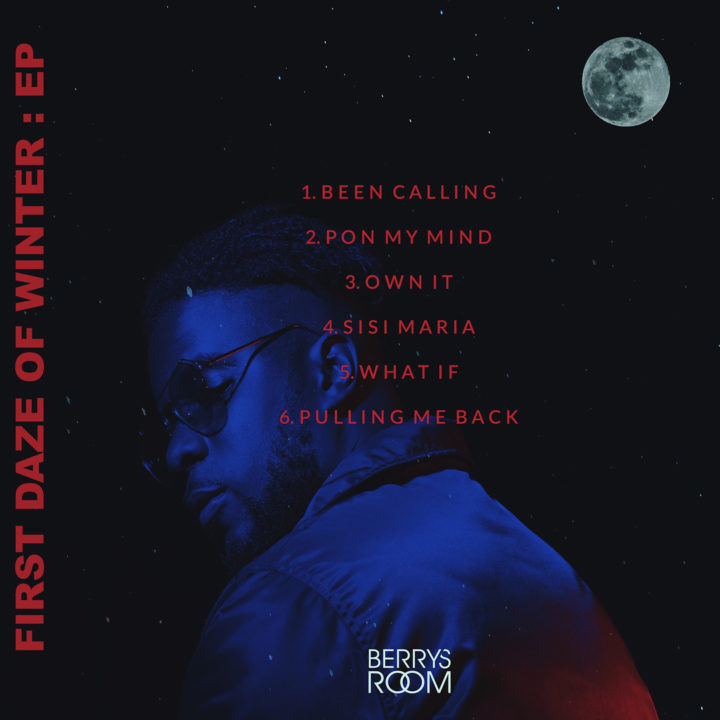 Maleek Berry – First Daze of Winter [EP]