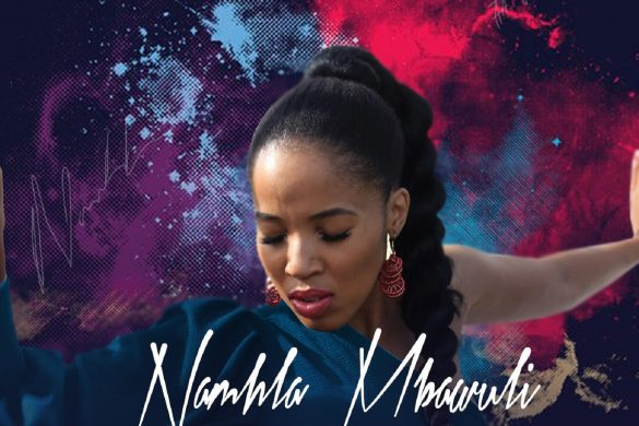 "NAMHLA MBAWULI - ""RISKING IT ALL"""