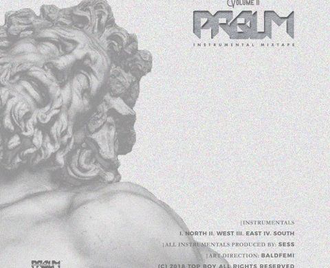 Sess The PRBLM Kid – The PRBLM Free Instrumental Mixtape (Vol. 2)