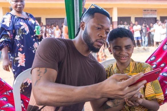 FLAVOUR- LOVE FROM LIBERIA!