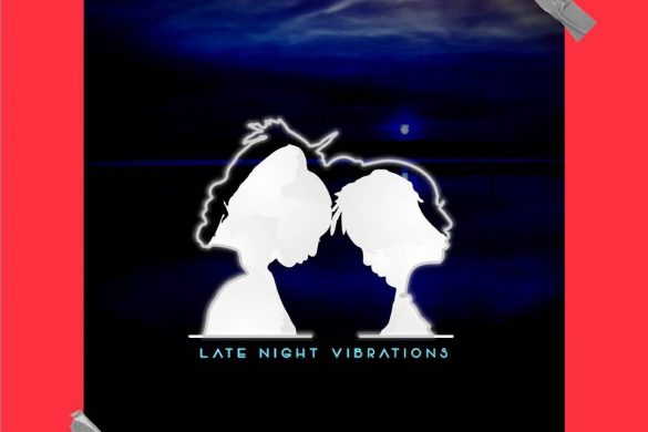 TINNY Entertainment Unveils Album Art for New Joint EP, 'LATE NIGHT VIBRATIONS