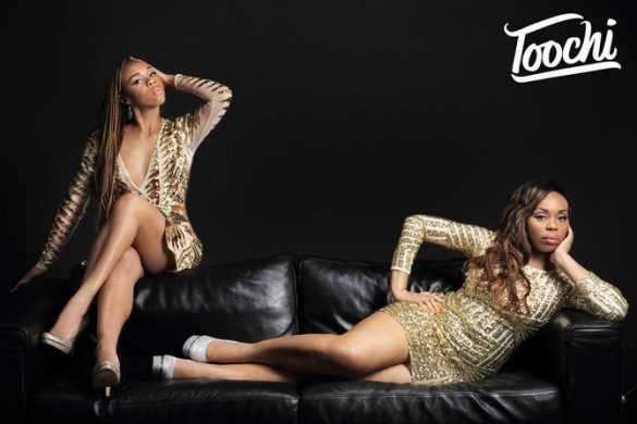 TWIN SISTERS TOOCHI UNVEIL BRAND NEW SINGLE 'BATTLECRY'
