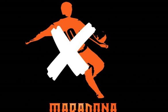 XHOSA COVER OF MARADONA BY ETERNAL IS BUILDING MOMENTUM