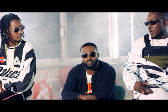 DJ Neptune – Blood & Fire ft. M.I Abaga & Jesse Jagz